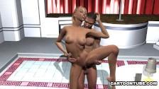 Seks Atak 3D