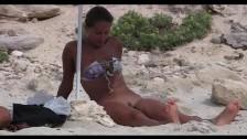 Na Seks Plaży Można Natknąć Się Na Gołe Ciałka