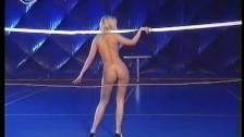 Katerina Hovorkova I Jej Piękny Striptiz